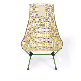 Helinox Chair Two, triangle green/green